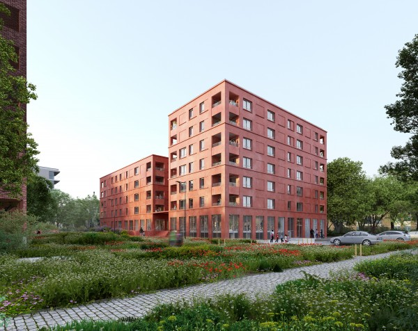 Construction de 47 logements collectifs